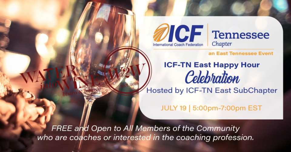 ICFTN East Happy Hour Celebration