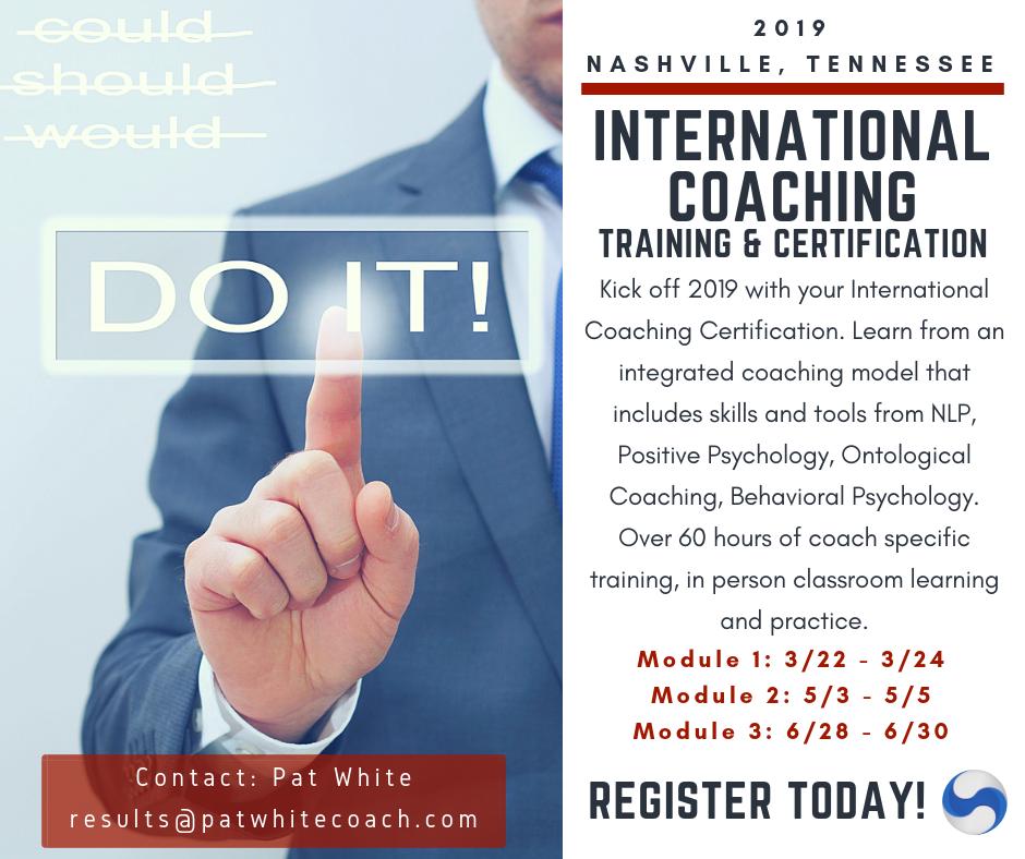 International Coaching Certification