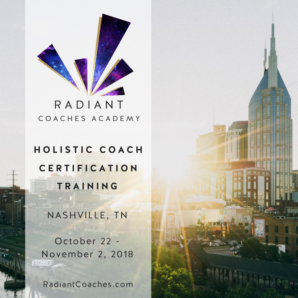 Holistic Coach Certification